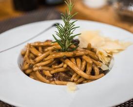 Dinner at Sova Restaurant Bled, Slovenia