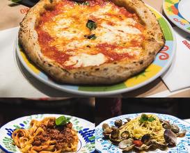 Dinner at Rossopomodoro Venezia