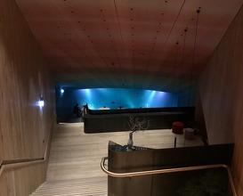 Interior of Under
