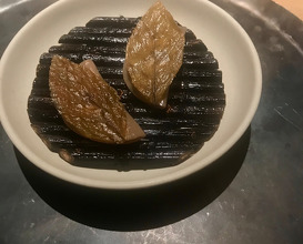 chestnut dumplings