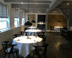 Main and private dining room