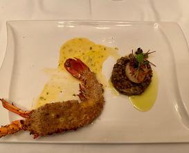 Dinner at Hippocampus