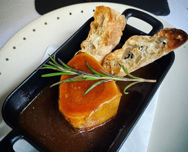 Dinner at Restaurante Sacha