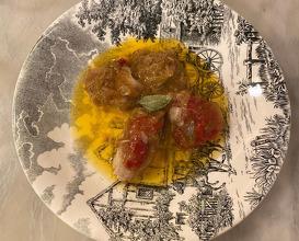 Dinner at Bodega 1900