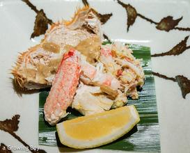 Dinner at Hanakoji Sawada