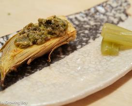 Dinner at 三ぶん 離亭
