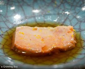 First dinner at Sushi Saito HK