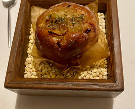 Sourdough / Bone Marrow / Cultured Butter / Olive Oil