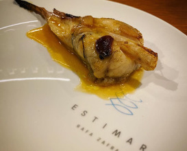 Dinner at Estimar