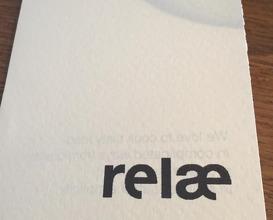 Dinner at Relae