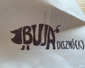 Dinner at Buja Disznó(k)