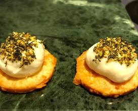 Dinner at Souvenir