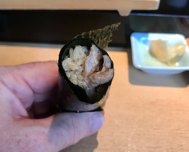 Lunch at Sushijin (鮨人)