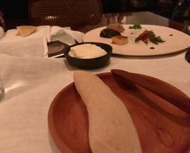 Dinner at D.O.M.