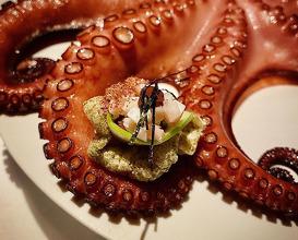 Dinner at Restaurant Spectrum