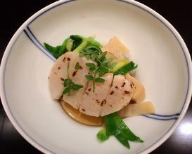 Dinner at Kiraku-Tei