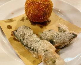 Dinner at Bocca di Lupo