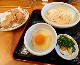 Lunch at Teuchiudon Kato (手打うどん かとう) (22m)