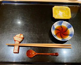 Dinner at Tempura Niitome