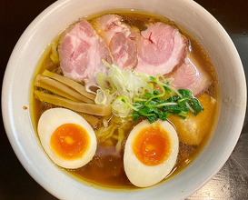 Lunch at Ramen Kanade (らーめん 奏)