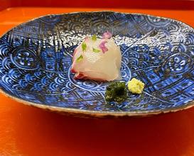 Dinner at Kusunoki (くすのき)