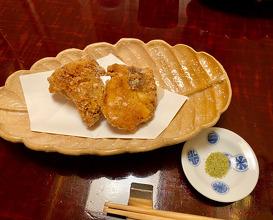 Dinner at Kadowaki