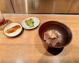 Dinner at Sumibiyakiniku Nakahara