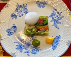 Dinner at 名山きみや Meizan Kimiya
