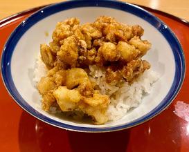 Dinner at てんぷら 小野 Tempura Ono