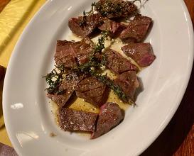 Dinner at megriva(メグリヴァ)