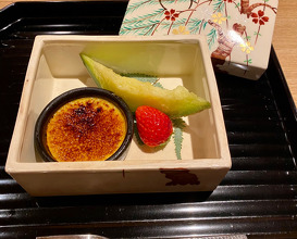 Lunch at Kokyuu (弧玖)