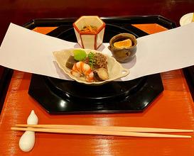 Dinner at Suyama (壽山)