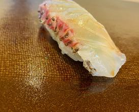 Lunch at Edomaezushi Nikaku (江戸前鮨 二鶴)
