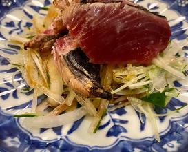 Dinner at Ogawa (食堂 おがわ)