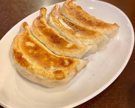 Lunch at 天鴻餃子房 浜町店 Tenkou Gyozabo