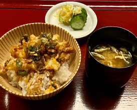 Dinner at Ten-you (点邑)