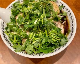 Lunch at Spice Ramen Manriki Akihabara