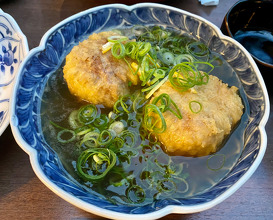 Dinner at 白川 京とみ