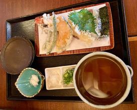 Lunch at Masutomi