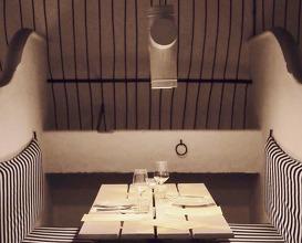 Dinner at Cavalariça