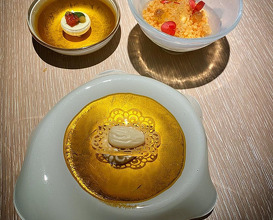 Dinner at Bianc