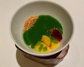 Dinner at HAJIME (ハジメ)