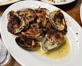 Dinner at Astoria Seafood Market