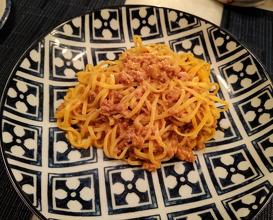 Dinner at Rezdôra