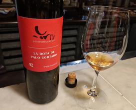 Dinner at La Vinya del Senyor