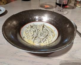 Dinner at Alkostat