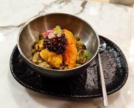 Dinner at Kochi NYC