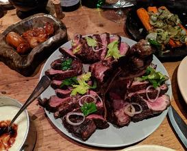 Dinner at Restaurant Marc Forgione