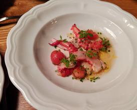 Dinner at da Toscano