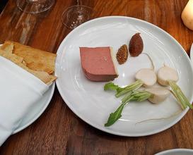 Dinner at Flora Bar